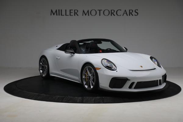 Used 2019 Porsche 911 Speedster for sale $395,900 at Maserati of Westport in Westport CT 06880 11
