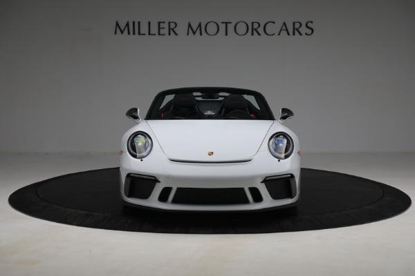 Used 2019 Porsche 911 Speedster for sale $395,900 at Maserati of Westport in Westport CT 06880 12