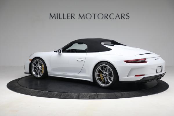 Used 2019 Porsche 911 Speedster for sale $395,900 at Maserati of Westport in Westport CT 06880 15