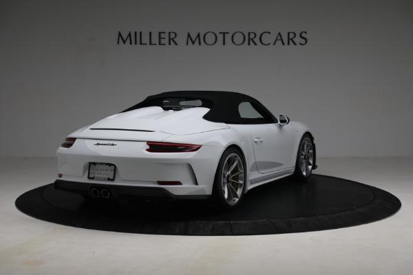 Used 2019 Porsche 911 Speedster for sale $395,900 at Maserati of Westport in Westport CT 06880 17