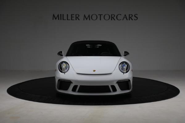 Used 2019 Porsche 911 Speedster for sale $395,900 at Maserati of Westport in Westport CT 06880 19