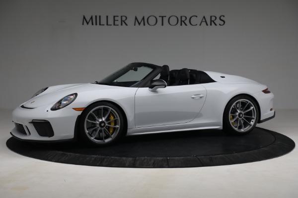 Used 2019 Porsche 911 Speedster for sale $395,900 at Maserati of Westport in Westport CT 06880 2