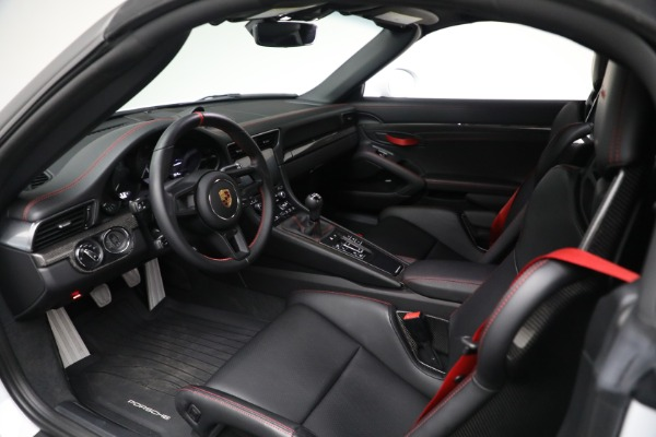 Used 2019 Porsche 911 Speedster for sale $395,900 at Maserati of Westport in Westport CT 06880 22