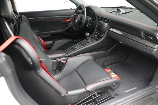 Used 2019 Porsche 911 Speedster for sale $395,900 at Maserati of Westport in Westport CT 06880 25