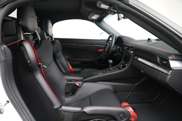 Used 2019 Porsche 911 Speedster for sale $395,900 at Maserati of Westport in Westport CT 06880 27