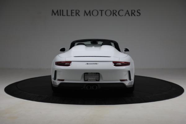 Used 2019 Porsche 911 Speedster for sale $395,900 at Maserati of Westport in Westport CT 06880 6
