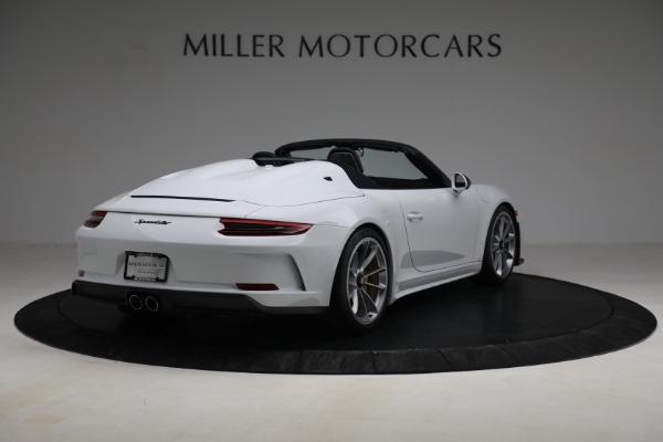 Used 2019 Porsche 911 Speedster for sale $395,900 at Maserati of Westport in Westport CT 06880 7