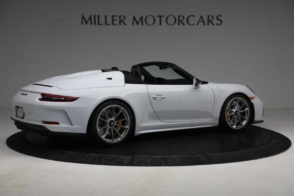 Used 2019 Porsche 911 Speedster for sale $395,900 at Maserati of Westport in Westport CT 06880 8
