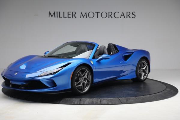 Used 2021 Ferrari F8 Spider for sale $499,900 at Maserati of Westport in Westport CT 06880 2