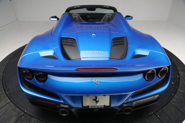 Used 2021 Ferrari F8 Spider for sale $499,900 at Maserati of Westport in Westport CT 06880 20