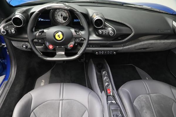 Used 2021 Ferrari F8 Spider for sale $499,900 at Maserati of Westport in Westport CT 06880 25