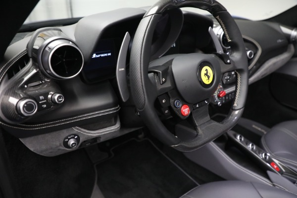 Used 2021 Ferrari F8 Spider for sale $499,900 at Maserati of Westport in Westport CT 06880 26