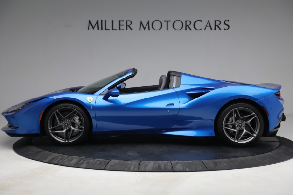 Used 2021 Ferrari F8 Spider for sale $499,900 at Maserati of Westport in Westport CT 06880 3