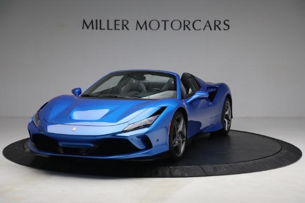 Used 2021 Ferrari F8 Spider for sale $499,900 at Maserati of Westport in Westport CT 06880 1