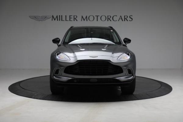 New 2021 Aston Martin DBX for sale $202,286 at Maserati of Westport in Westport CT 06880 13