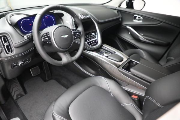 New 2021 Aston Martin DBX for sale $202,286 at Maserati of Westport in Westport CT 06880 15