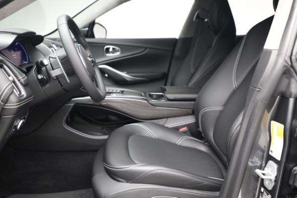 New 2021 Aston Martin DBX for sale $202,286 at Maserati of Westport in Westport CT 06880 16