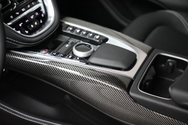 New 2021 Aston Martin DBX for sale $202,286 at Maserati of Westport in Westport CT 06880 18