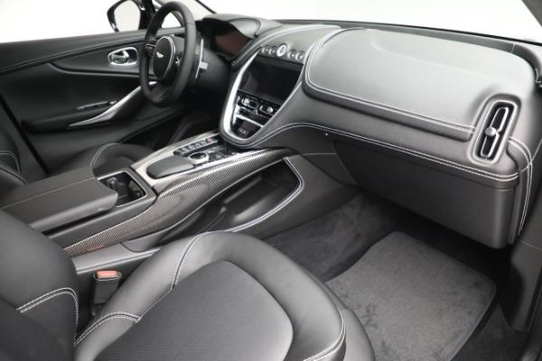 New 2021 Aston Martin DBX for sale $202,286 at Maserati of Westport in Westport CT 06880 22