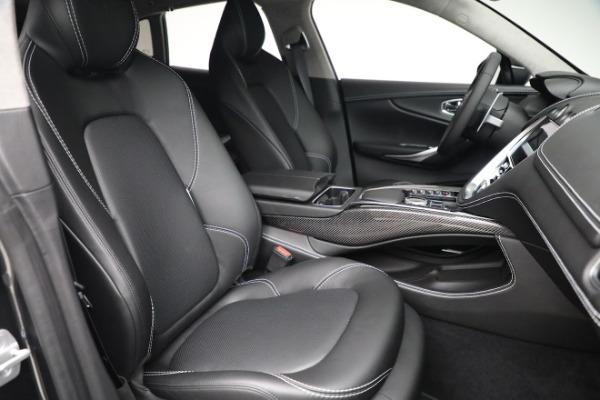 New 2021 Aston Martin DBX for sale $202,286 at Maserati of Westport in Westport CT 06880 24