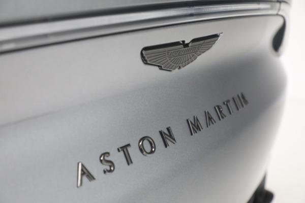 New 2021 Aston Martin DBX for sale $202,286 at Maserati of Westport in Westport CT 06880 25