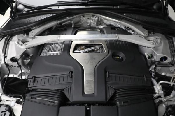New 2021 Aston Martin DBX for sale $202,286 at Maserati of Westport in Westport CT 06880 27