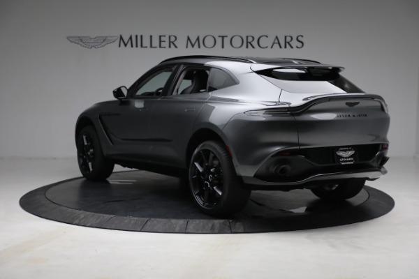 New 2021 Aston Martin DBX for sale $202,286 at Maserati of Westport in Westport CT 06880 6