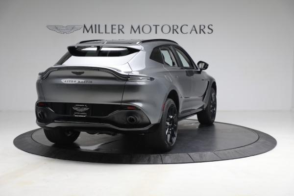 New 2021 Aston Martin DBX for sale $202,286 at Maserati of Westport in Westport CT 06880 8