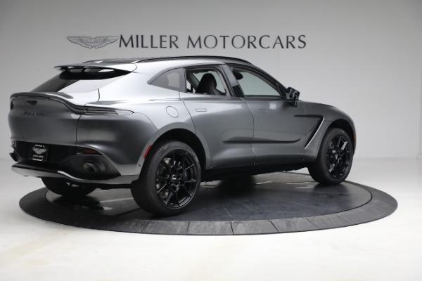 New 2021 Aston Martin DBX for sale $202,286 at Maserati of Westport in Westport CT 06880 9