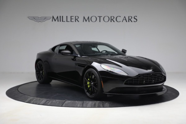 Used 2019 Aston Martin DB11 AMR for sale Call for price at Maserati of Westport in Westport CT 06880 10