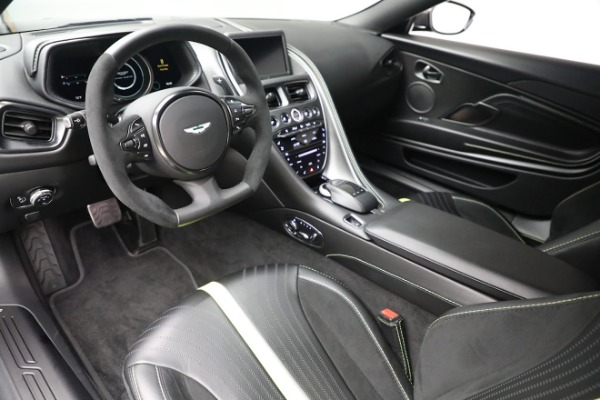 Used 2019 Aston Martin DB11 AMR for sale Call for price at Maserati of Westport in Westport CT 06880 13