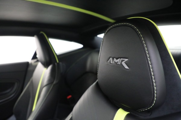 Used 2019 Aston Martin DB11 AMR for sale Call for price at Maserati of Westport in Westport CT 06880 17
