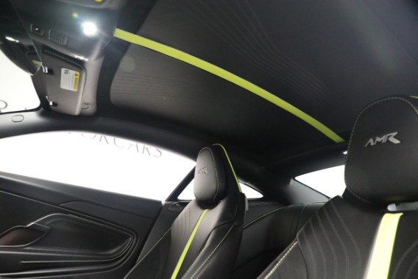 Used 2019 Aston Martin DB11 AMR for sale Call for price at Maserati of Westport in Westport CT 06880 18