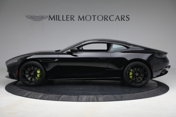 Used 2019 Aston Martin DB11 AMR for sale Call for price at Maserati of Westport in Westport CT 06880 2