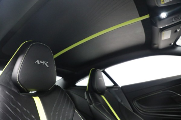 Used 2019 Aston Martin DB11 AMR for sale Call for price at Maserati of Westport in Westport CT 06880 24