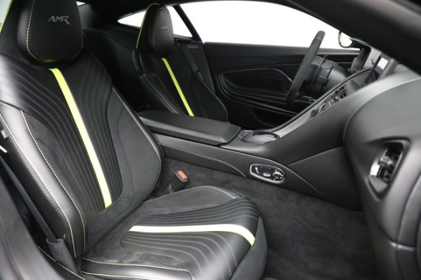 Used 2019 Aston Martin DB11 AMR for sale Call for price at Maserati of Westport in Westport CT 06880 27