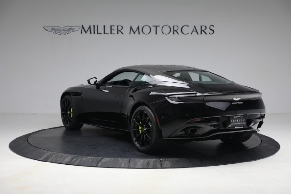 Used 2019 Aston Martin DB11 AMR for sale Call for price at Maserati of Westport in Westport CT 06880 4