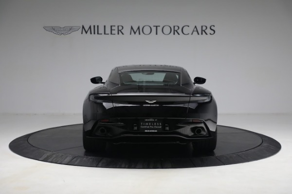 Used 2019 Aston Martin DB11 AMR for sale Call for price at Maserati of Westport in Westport CT 06880 5