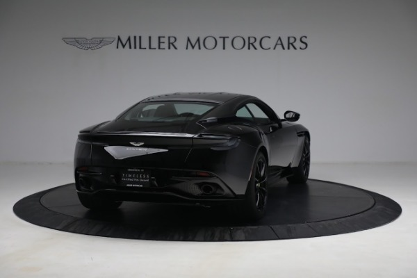 Used 2019 Aston Martin DB11 AMR for sale Call for price at Maserati of Westport in Westport CT 06880 6