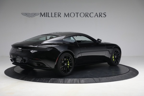 Used 2019 Aston Martin DB11 AMR for sale Call for price at Maserati of Westport in Westport CT 06880 7