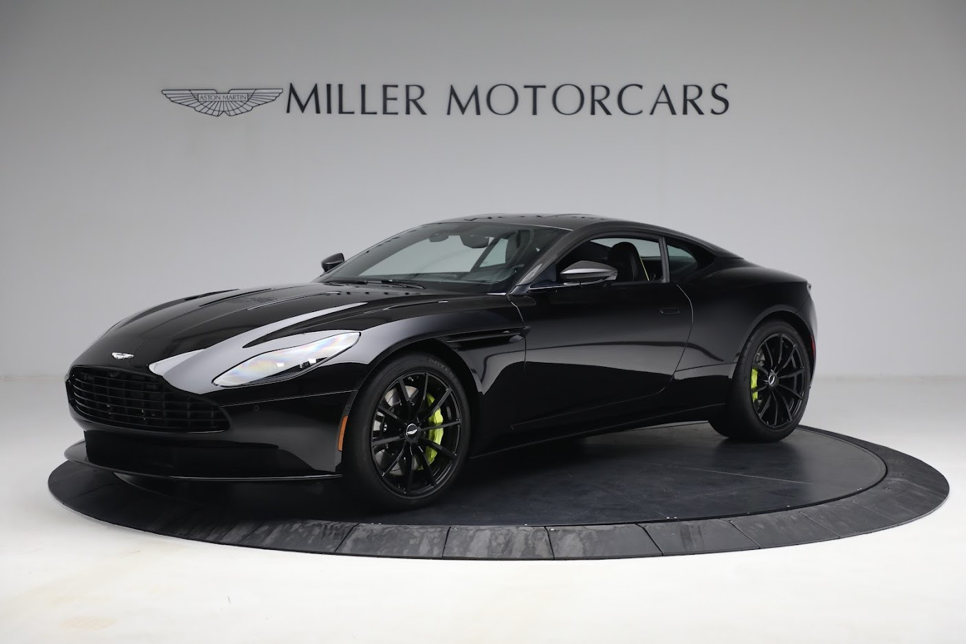 Used 2019 Aston Martin DB11 AMR for sale Call for price at Maserati of Westport in Westport CT 06880 1