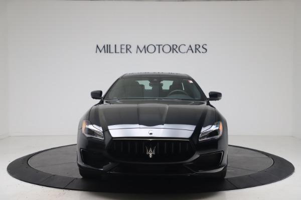 New 2022 Maserati Quattroporte Modena Q4 for sale $128,775 at Maserati of Westport in Westport CT 06880 11