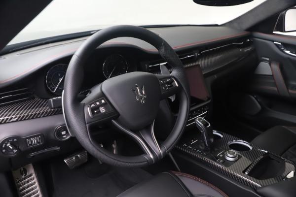 New 2022 Maserati Quattroporte Modena Q4 for sale $128,775 at Maserati of Westport in Westport CT 06880 12
