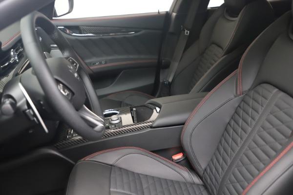 New 2022 Maserati Quattroporte Modena Q4 for sale $128,775 at Maserati of Westport in Westport CT 06880 13