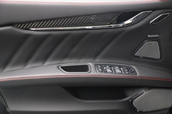 New 2022 Maserati Quattroporte Modena Q4 for sale $128,775 at Maserati of Westport in Westport CT 06880 15