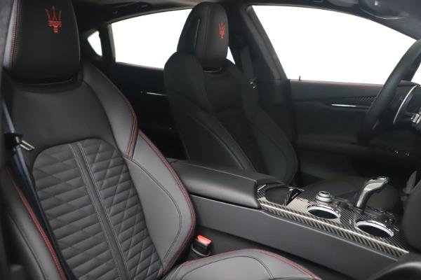 New 2022 Maserati Quattroporte Modena Q4 for sale $128,775 at Maserati of Westport in Westport CT 06880 19