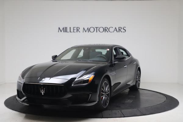 2022 Maserati Quattroporte