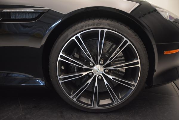 Used 2015 Aston Martin DB9 Carbon Edition for sale Sold at Maserati of Westport in Westport CT 06880 27