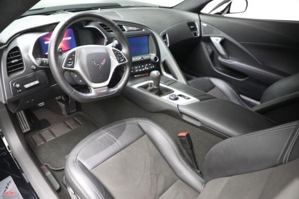 Used 2016 Chevrolet Corvette Z06 for sale $85,900 at Maserati of Westport in Westport CT 06880 13