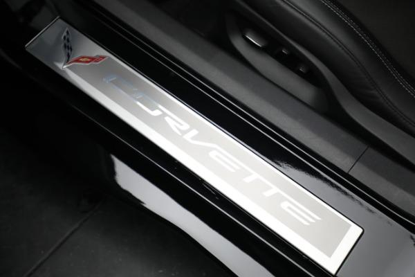 Used 2016 Chevrolet Corvette Z06 for sale $85,900 at Maserati of Westport in Westport CT 06880 21